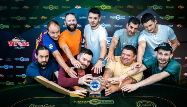 Altai Poker Cup